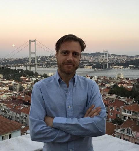 Cem Ülgen - Profil Fotoğrafı