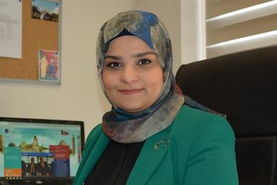 Zeynep A. - Arapça - Profil Fotoğrafı